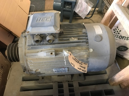 Tec 3-Phase Motor 7.5Kw 750rpm