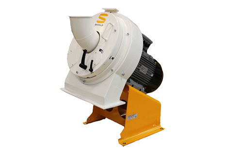 SK2500 Disc Mill