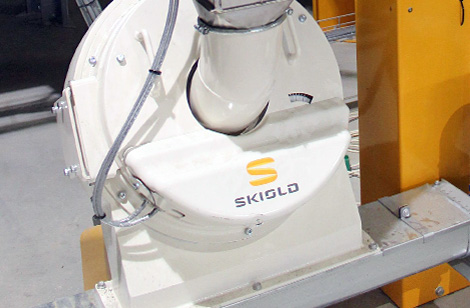 SK5000 Automatic Disc Mill