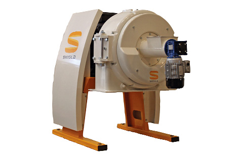SK10 Disc Mill with feed screw