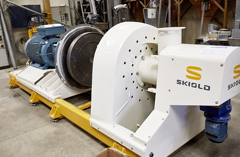 SK780 Commercial Disc Mill