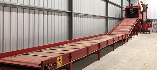 Feed Tables /  Conveyors